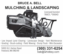 Bruce A Bell Mulching and Landscaping